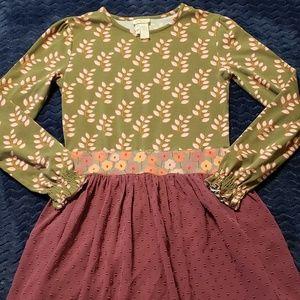 Matilda Jane Moonlit Meadows Floral Dress Size 14